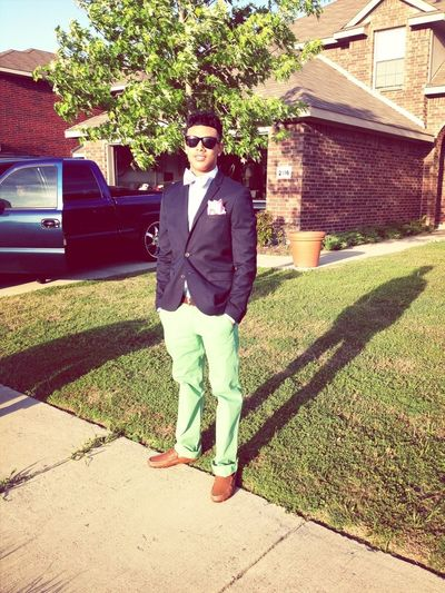 My Nigga Trigga Man Was Icey Then A Hoe For #Prom2k12