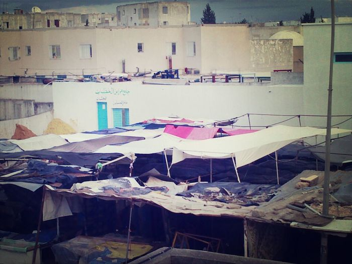 cabinet Ghabara vue panoramique sur le marché :-D