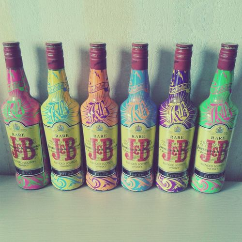 Collection Justerini Brooks Whisky !! ♥