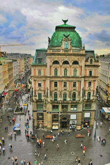 Vienna Austria Urban Landscape Historical Building Historic City Street Photography Urban Photography Oldtown