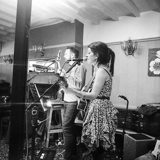 Fire + Rain performing at The White Hart, Baldock, Hertfordshire, with @pachmina2 @instagram Whpfilltheframe Gig Music Musicians Singing Guitar Guitars Pub Baldock WhiteHart Fridaynight Bw Blackandwhite ican Sony XperiaZ3