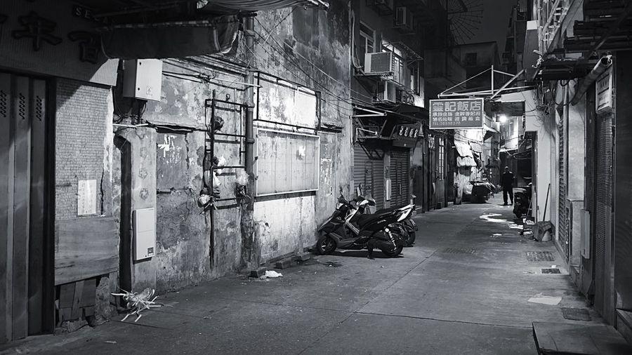 Backstreet at macau HongKong Discoverhongkong Leica Leicaq Nightphotography Streetphotography Streetphoto_bw Light And Shadow Blackandwhite Backstreet Eye4photography  EyeEmBestPics Eye4photography  EyeEm Gallery EyeEm Best Shots EyeEm Best Edits