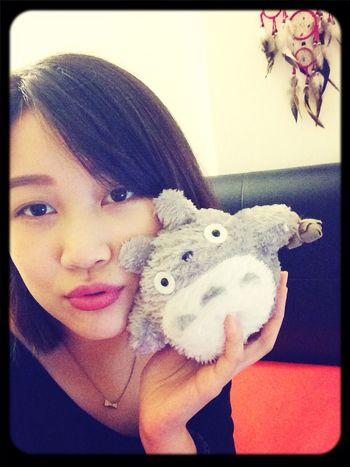 Totoro and I
