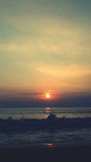 sunset~☆