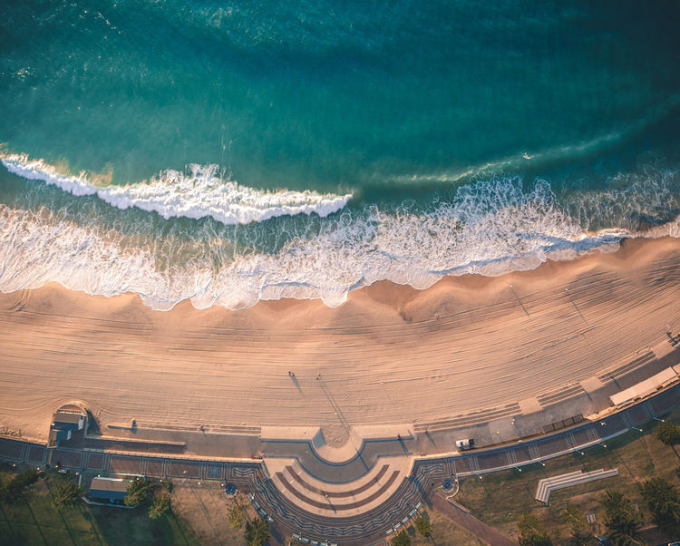 💥Coogee Beach💥EyeEm Selects High Angle View Travel Destinations No People Scenics Outdoors Aerial