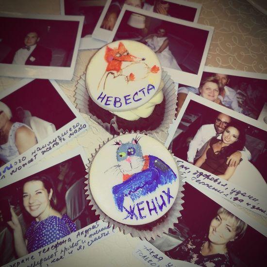 Wedding cupcakes Cupkakes Wedding Day Ready-to-eat Moments Speed Photography First Eyeem Photo EyeEmNewHere