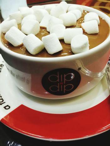 Dipndip Ioicitymall Putrajaya Malaysia Foodporn Mushmellow Chocolate
