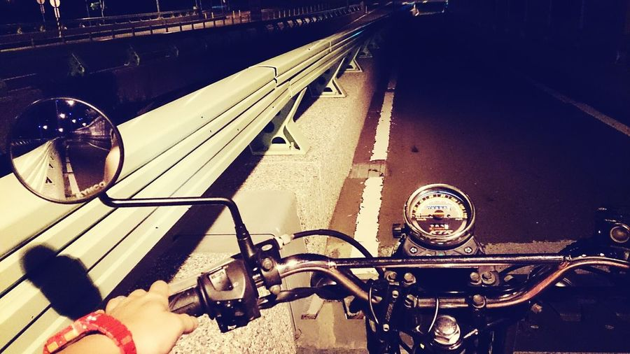 Motorcycle Bike Kymco Midnight