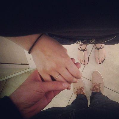 МишаПлюсНастяРавноСчастье кольцо @ladyserebrennikova моя единственная. Навечно Люблю её.