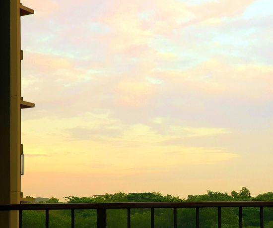 Sunrise Dawn Morning Light Multi Colored Sky Cloud - Sky