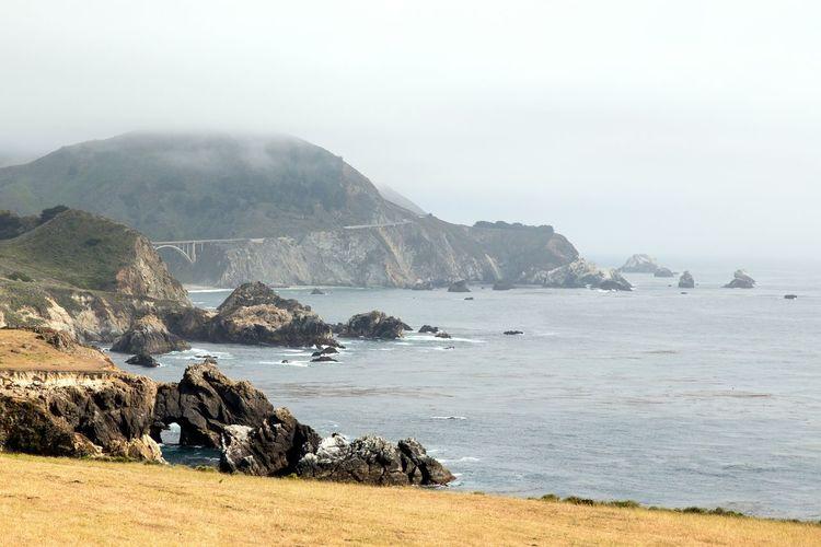 Protecting Where We Play Big Sur CALIFORNIA Sea Rocks Bridge Edge Of The World