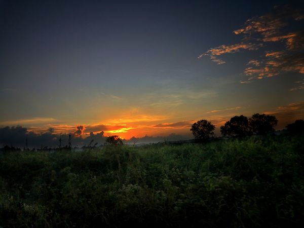 New Day New Hope Sunset Nature Landscape Tranquil Scene Sky Tranquility Beauty In Nature
