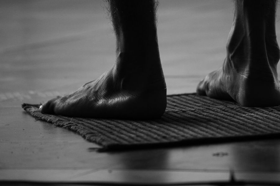 Low Section Human Leg Human Foot Human Body Part Adult Shoe Indoors  People Adults Only One Person Only Women One Woman Only Close-up Day Young Adult Black And White Monochrome Photography EyeEm Selects Candid Welcome To Black