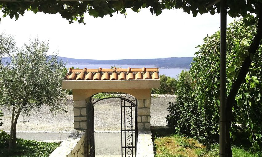 View from a house in Crikvenica