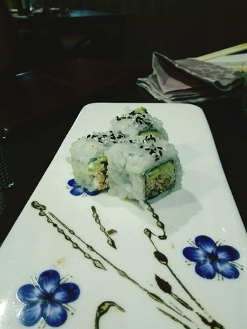 Cibo Cibo Sano Cinese Giapponese Food And Drink Sushi Time Sushilover Sushi Rolls Sushi Restaurant Sushiaddict Food And Drink Indoors  Table Food Freshness Dessert Indulgence Arrangement Appetizer No People
