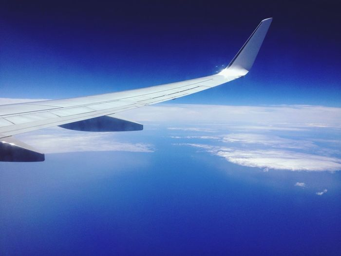 Enroute to Fiji
