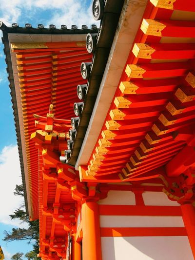 The Architect - 2017 EyeEm Awards Built Structure Architecture Nature Art Colors Red EyeEm Beautiful Japan
