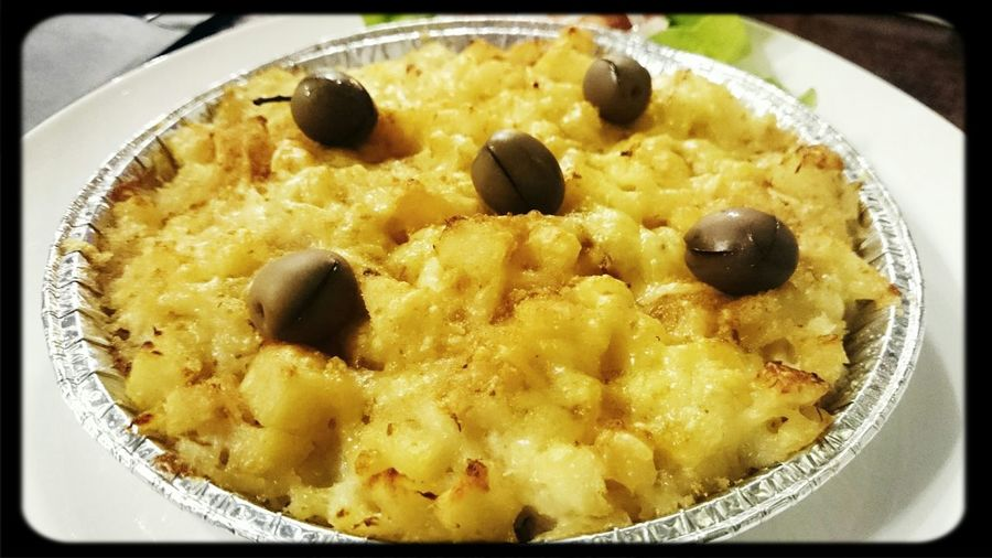 And main course Bacalhau Com Natas absulutely fabulous dish Foodspotting