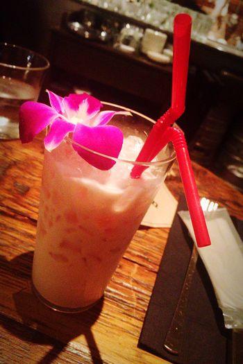 ノンアルコールカクテルですが、BAR気分を久し振りに味わってみるなど。 OneCam EyeEm Shinjuku BlooklynParlor