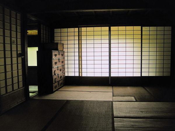 Architecture Day Indoors  Japan Japan Photography Japanese  Light No People Paperdoor Sliding Door Tatami