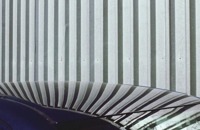 Minimalism EyeEm Selects Walls Reflection Streetphotography Abstract Striped Pattern Close-up Parallel LINE Detail Zebra