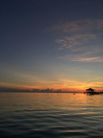 SAI sunrise Sunrise Water Sky Sea Scenics - Nature Beauty In Nature Tranquil Scene No People Horizon Over Water First Eyeem Photo