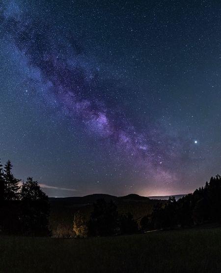 Milky way Getty