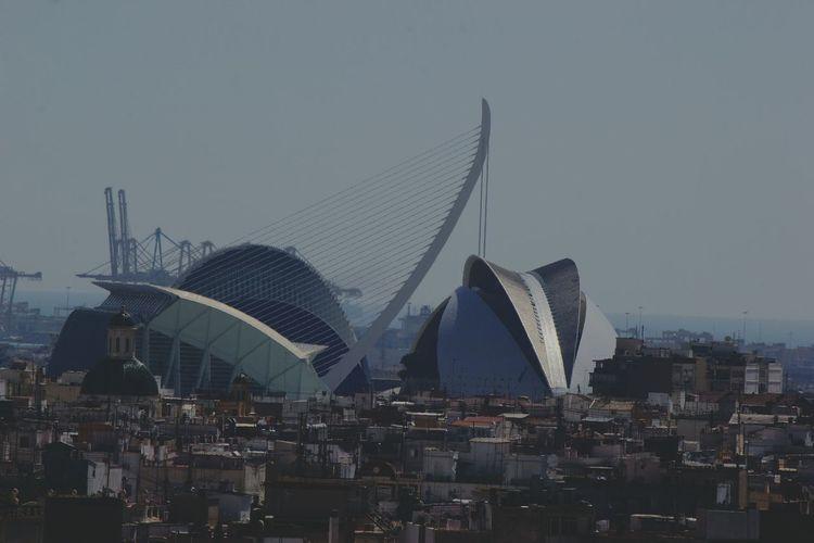 Valencia, Spain New Buildings City City View  City Landscape Travel Travelphotography Buildings Tourism
