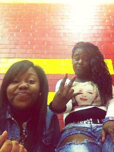 2 cool lil shawties from the EASTSIDE