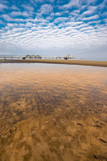 Usedom Ostsee Usedom, Germany Beauty In Nature Cloud - Sky Day Nature No People Outdoors Scenics Sea Sea And Sky Sky Tranquility Water