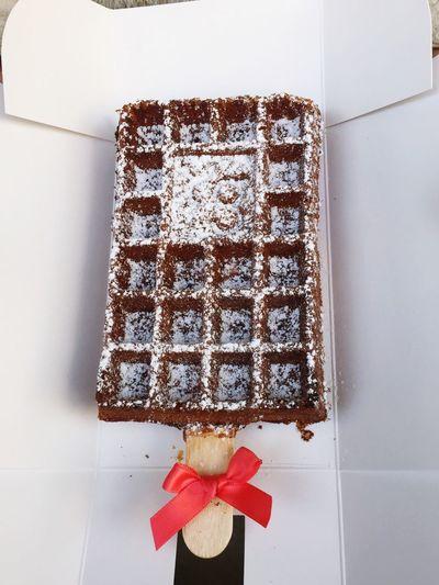 Sugar Waffle No