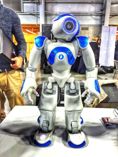 adorable robot overlord New York Robots Technology Cute