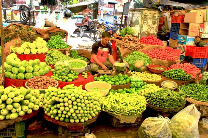 Feel The Journey ASIA Asian Culture Market Fruit Fruits Fruits And Vegetables India Dehli Food Foodphotography