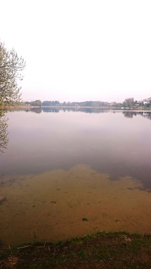 Water Fog Nature Reflection Sky Outdoors Day Tranquil Scene Beauty In Nature Lake Scenics Landscape No People