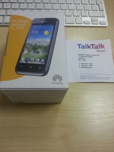 Many thanks @TalkTalkTips #android #huawei