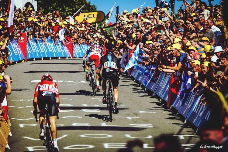 Le Tour. First Eyeem Photo Cycling Tourdefrance Bike