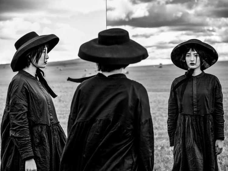Triple3 Clothing Cloud - Sky Traditional Clothing Sky Day Nature Real People Standing Adult Women People Outdoors The Week On EyeEm Editor's Picks