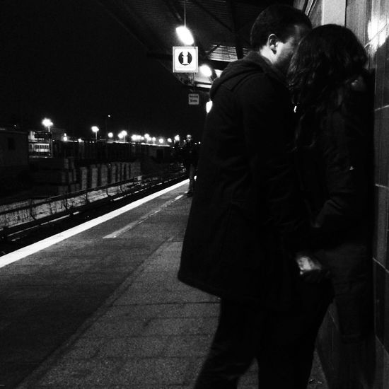 Street Streetphotography Blackandwhite Love Is In The Air
