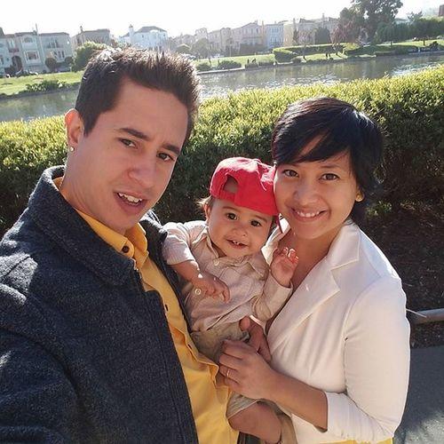 Family picture Familypic Palaceoffinearts SF Sanfrancisco Jonathanvillanuevagarrett Littlepamiel