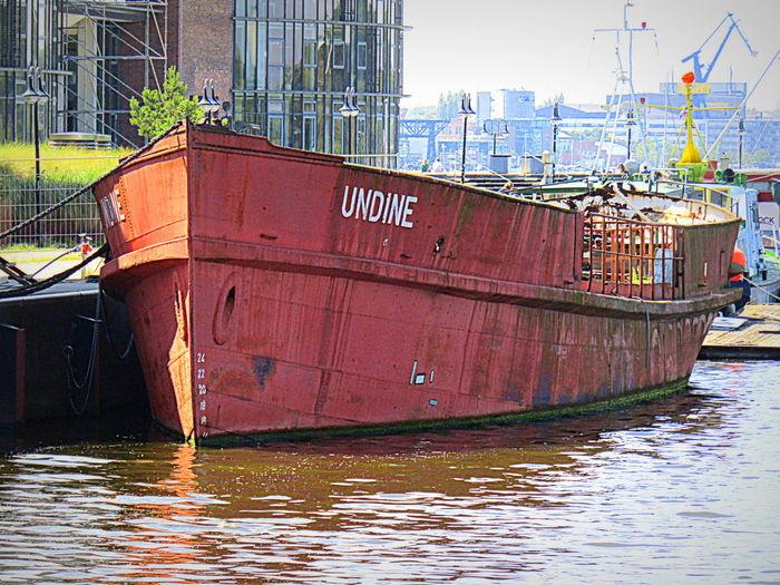 Am Stadthafen--2017 Leben In Rostock--schon Soooo Alt--