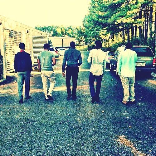 my clique. #Brotherhood