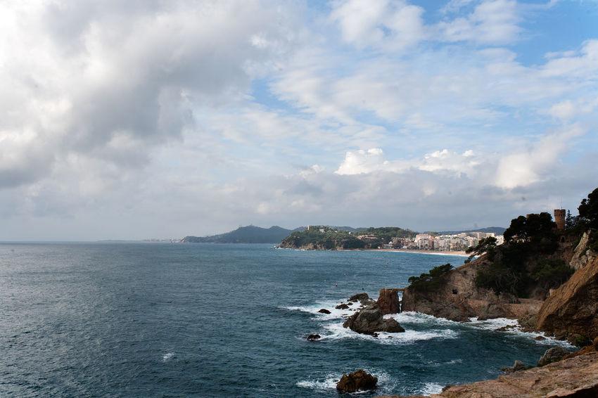 """""""La gente dice que las fotos no mienten, las mías lo hacen"""". David Lachapelle Sea Cloud - Sky Landscape Projecte Invers 3 For You Dear Lloret De Mar Hablamesinpalabras Un Dia Més Mediterraniamente"""