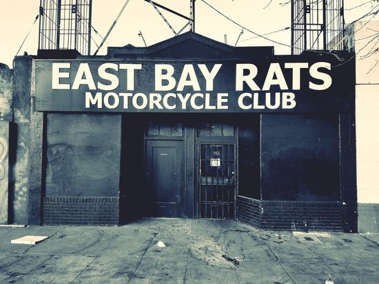 East Bay Rats. Oakland, California. Daytime Photography Black & White Bllack And White Photography Motorcycle Club Oakland Oakland, Ca.