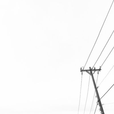 Blackandwhite Black And White Black & White Blackandwhite Photography Lines Electric Wire