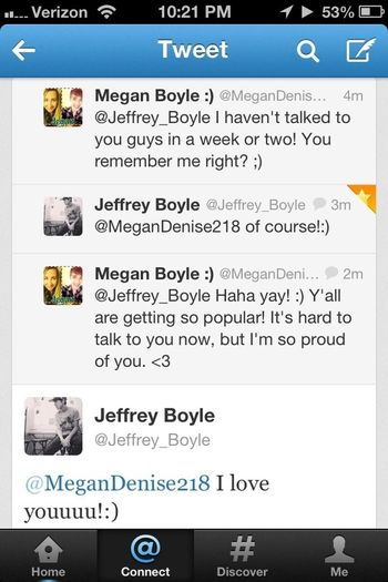 Crying bc Jeffrey McClendon Boyle <3