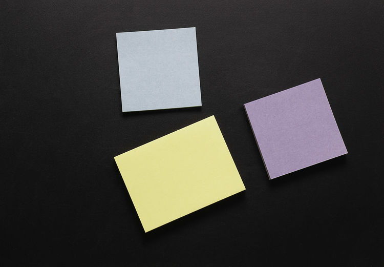 Office Sticky Notes Class Memo Note Post It School Space