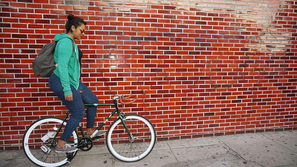 Fixiegirl Fixedgear Mybike Fixed Bike Fixedgirl Fixiegram