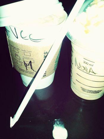 Hush Hush Nora Grey Vee Starbucks