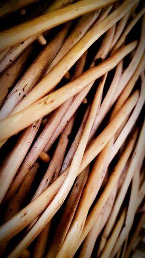 Wooden Strow