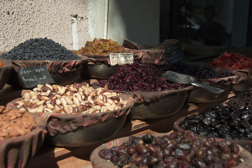 Market Nuts Produce Market Almond Dried Fruit Market Stall Produce Stalls At Sunday Market Sultana